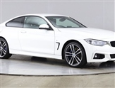 BMW 4 Series 3.0 435D XDRIVE M SPORT 2d AUTO-1 OWNER CAR-FACELIFT MODEL-HEAD UP DISPLAY