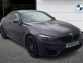 BMW 4 Series M4 2dr DCT [Competition Pack]