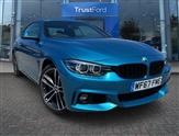 BMW 4 Series 435d xDrive M Sport 2dr Auto [Professional Media]