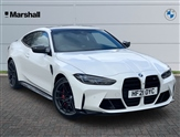 BMW 4 Series M4 Competition 2dr Step Auto