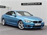 BMW 4 Series 430i M Sport 2dr Auto [Professional Media]