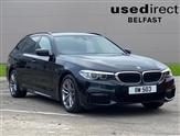 BMW 5 Series 520i M Sport 5dr Auto