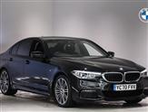 BMW 5 Series 520d MHT xDrive M Sport 4dr Auto