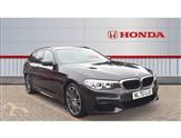 BMW 5 Series 520d MHT M Sport 5dr Auto