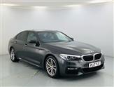 BMW 5 Series 2.0 520D M SPORT 4d AUTO 188 BHP