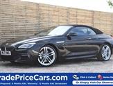 BMW 6 Series 3.0 640D M SPORT 2d 309 BHP