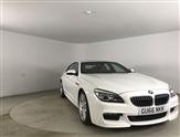 BMW 6 Series 3.0 640D M SPORT GRAN COUPE 4d AUTO 309 BHP