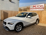 BMW X1 2.0 SDRIVE20D SE 5d 174 BHP