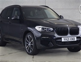 BMW X3 xDrive30d MHT M Sport 5dr Auto