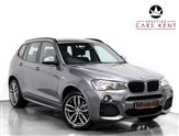 BMW X3 Diesel Estate M Sport M Sport