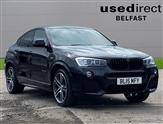 BMW X4 xDrive30d M Sport 5dr Step Auto