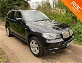 BMW X5 4.0D X-DRIVE 7 Seater with FSH Auto