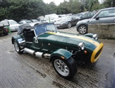 Caterham Super Sevens LIGHT DAMAGED EASY FIX STARTS AND DRIVES CAN DEL UK WIDE PX POSS