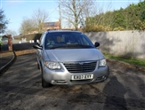 Chrysler Grand Voyager 2.8 LIMITED XS AUTO 5d 150 BHP