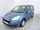 Citroen Berlingo 1.6 BLUEHDI FEEL 5d-2 OWNERS FROM NEW-AIR CONDITIONING-CLOTH UPHOLSTERY