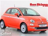 Fiat 500 1.2 LOUNGE 3d 69 BHP
