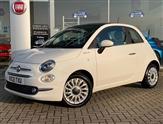 Fiat 500 1.0 Mild Hybrid Dolcevita [Part Leather] 3dr