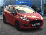 Ford Fiesta 1.0 EcoBoost 140 ST-Line Red 3dr