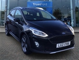 Ford Fiesta 1.0 EcoBoost Active 1 5dr Auto