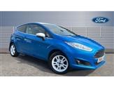 Ford Fiesta 1.0 EcoBoost Zetec Blue 3dr