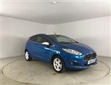 Ford Fiesta 1.2 ZETEC BLUE EDITION SPRING 3d 81 BHP