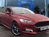 Ford Mondeo ST-LINE X TDCI ** Factory Fitted Front&Rear Parking Sensors ** Automatic