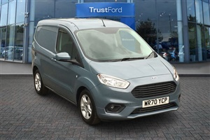 Large image for the Used Ford Transit Courier
