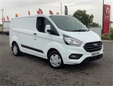 Ford Transit Custom 2.0 EcoBlue 105ps Low Roof Trend Van