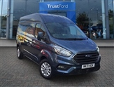 Ford Transit Custom 2.0 EcoBlue 130ps High Roof Limited Van