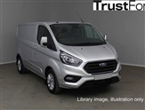 Ford Transit Custom 2.0 EcoBlue 130ps Low Roof Limited Van