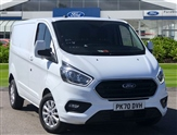 Ford Transit Custom 2.0 EcoBlue 130ps Low Roof Limited Van Auto