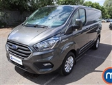 Ford Transit Custom 2.0 EcoBlue 170ps Low Roof Limited Van