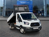 Ford Transit 2.0 TDCi 130ps Chassis Cab