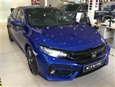 Honda Civic 1.0 VTEC Turbo EX CVT (s/s) 5dr Auto