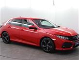 Honda Civic 1.6 i-DTEC SR 5dr