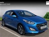 Hyundai I30 1.6 CRDi Blue Drive SE Nav 5dr DCT
