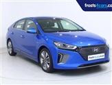 Hyundai Ioniq 5dr 1.6GDi Hybrid Premium SE DCT Automatic &Sat Nav Full Leather 17 Allo