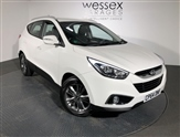 Hyundai IX35 1.6 GDI SE 5dr 2WD