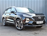 Hyundai Santa Fe 2.2 CRDi Premium SE 4Wd Automatic [7 Seater] Automatic