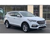 Hyundai Santa Fe 2.2 CRDi Blue Drive Premium 5dr Auto [5 Seats]