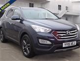 Hyundai Santa Fe 2.2 CRDI PREMIUM SE 5d AUTO 194 BHP
