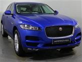 Jaguar F-Pace 2.0d Portfolio 5dr Auto AWD