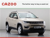 Jeep Compass 2L Longitude MultiJetII