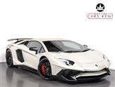Lamborghini Aventador Coupe Superveloce Superveloce