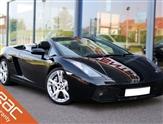 Lamborghini Gallardo 5.0 V10 SPYDER 2d 513 BHP Auto