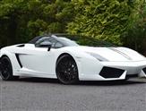 Lamborghini Gallardo 5.2 V10 LP560-4 Spyder E-Gear 4WD 2dr Auto