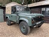 Land Rover Defender 300TDI Wolf