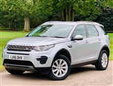 Land Rover Discovery Sport TD4 SE Auto