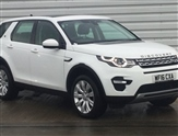 Land Rover Discovery 2.0 TD4 180 HSE 5dr