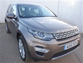 Land Rover Discovery 2.2 SD4 HSE Luxury 5dr Auto
